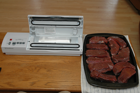 Build An Ark Venison Having Fun With Your Local Bounty